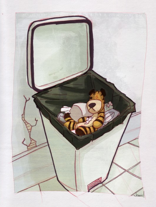 Hobbes by sacking jimmy