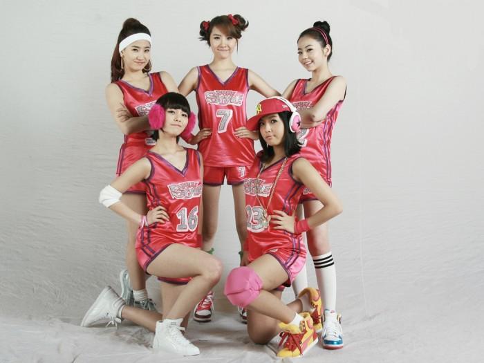 japanese sport girls