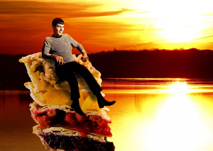 spock's pie chair