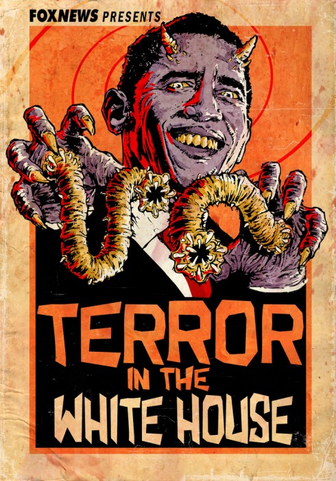 terror in the white house