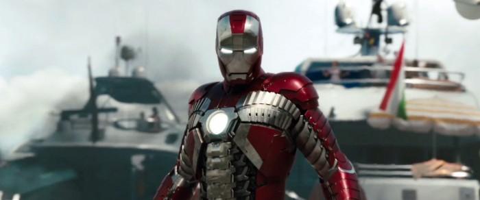 iron man 2 - suitcase armor