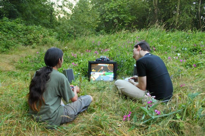 outdoor gaming