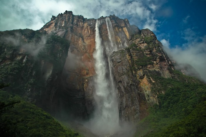 awesome waterfalls