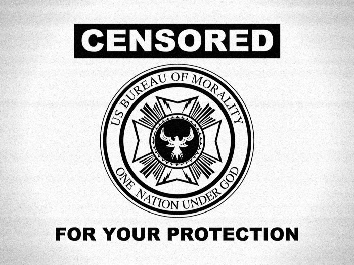 Censored for your protection