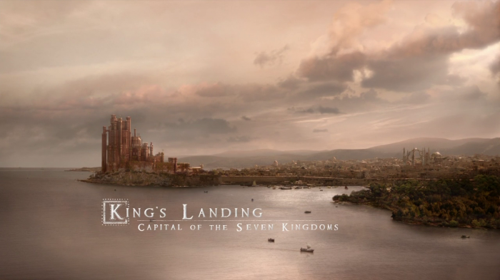 kings landing game of thrones 700x393 Game of thrones wallpapers Television Fantasy   Science Fiction Awesome Things