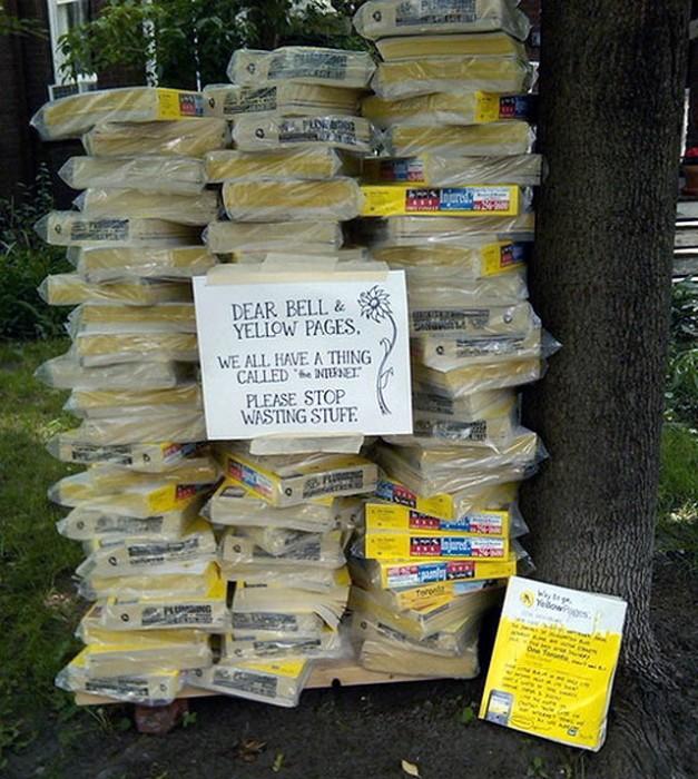 mopoca phone book pile