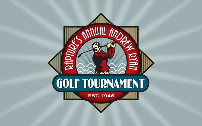 rapture's annual andrew ryan golf tournament