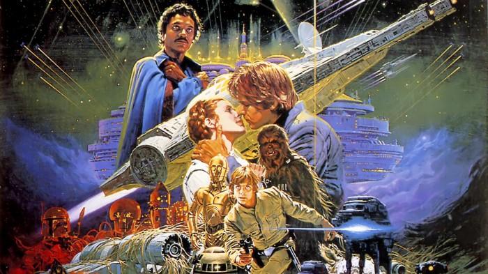 star wars poster art