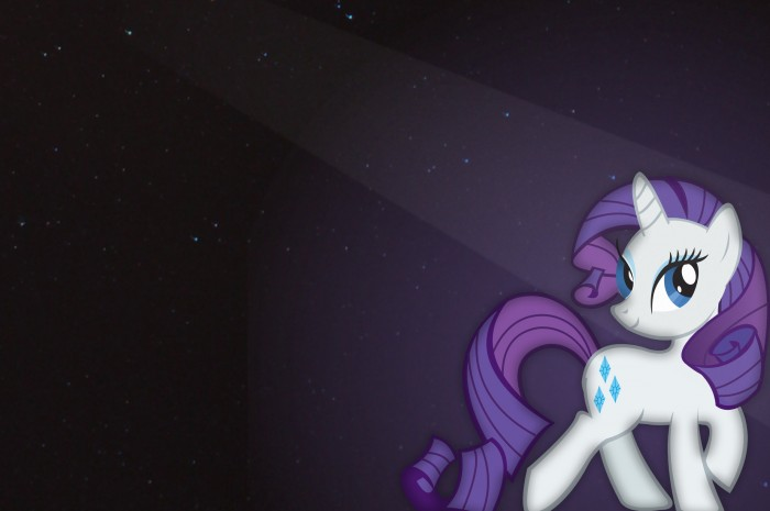 Rarity in the spotlight 700x465 Rarity in the spotlight