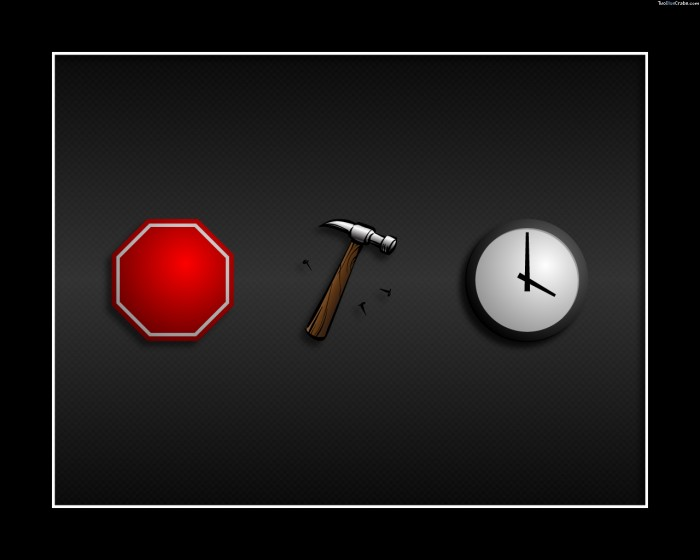 Stope - Hammer - Time