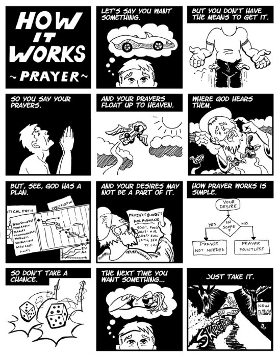 how it works - prayer