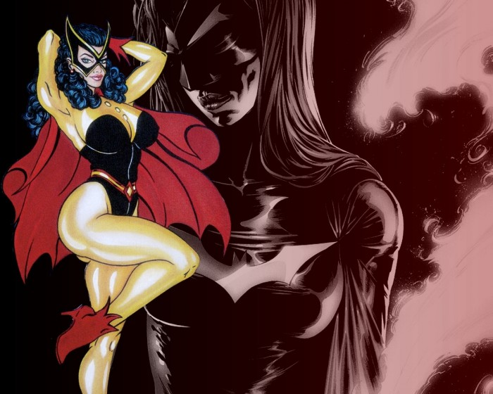 batwoman- classic and new