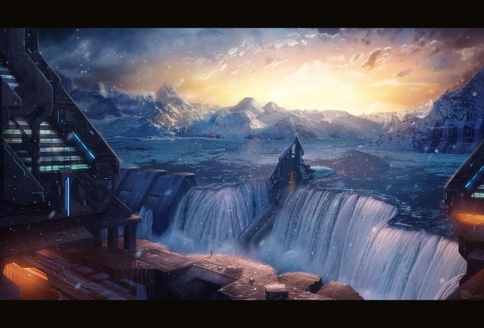 future dam