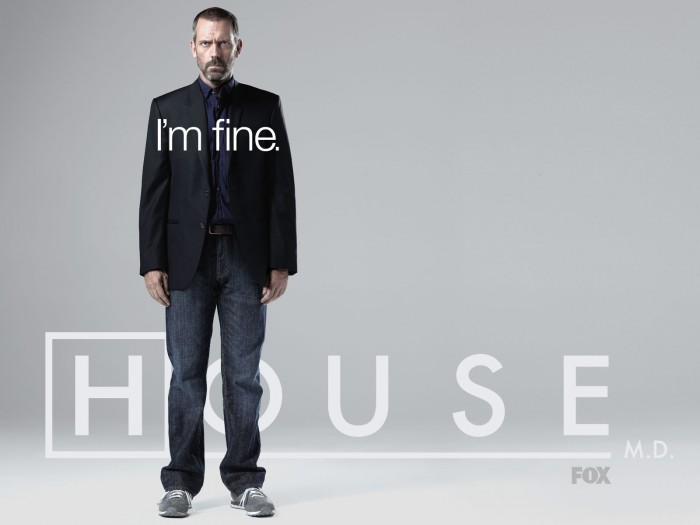 house is just fine