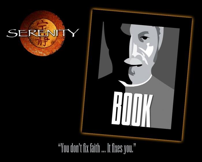 serenity - book quote