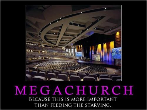 megachurches