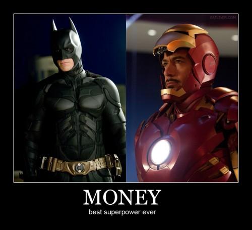 money - best superpower ever