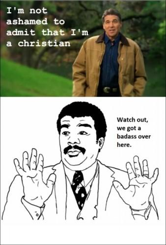 badass christian