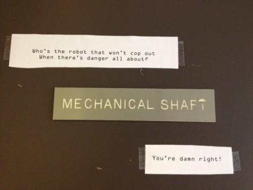 mechanical shaft