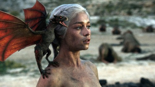 game of thrones - dragon mother