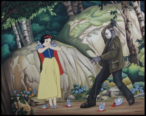 snow white - friday 13th