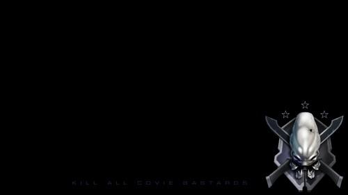 halo - kill all covie bastards
