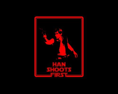 han shoots first