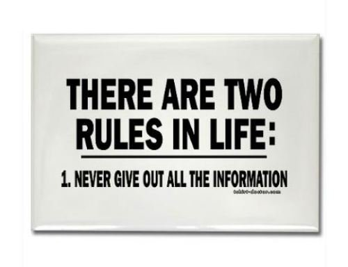 there are two rules in life.jpg