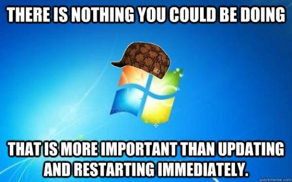 there is nothing you could be doing that is more important than updating and restarting immediately.jpg