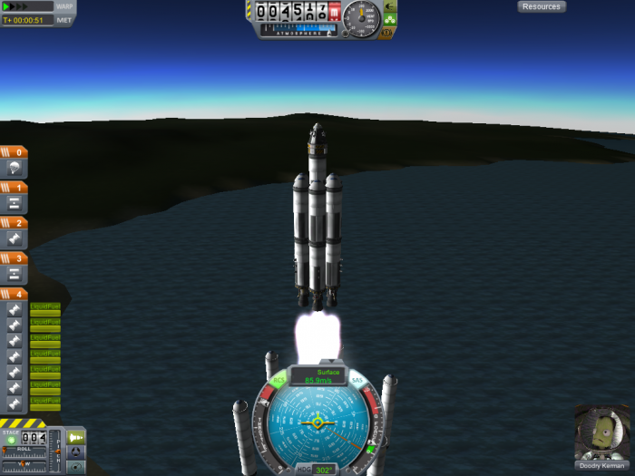 screenshot118 700x525 the raccoon plays KSP Space Science! Gaming