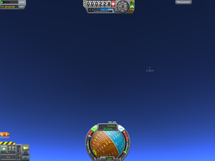 screenshot41 700x525 the raccoon plays KSP Space Science! Gaming
