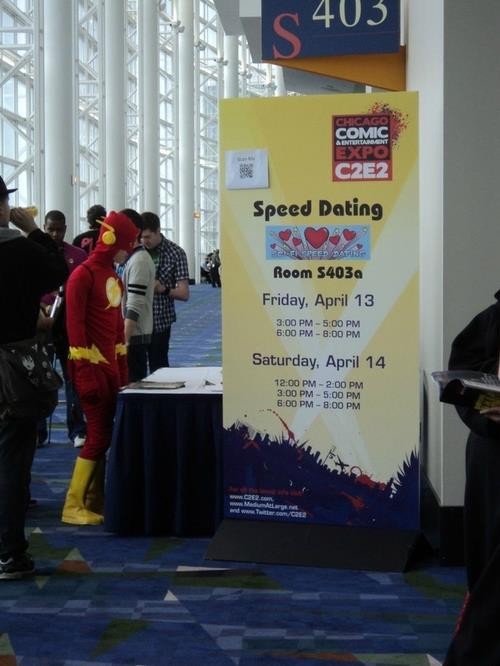 speed dating for the Flash speed dating for the Flash Humor cosplay Comic Books