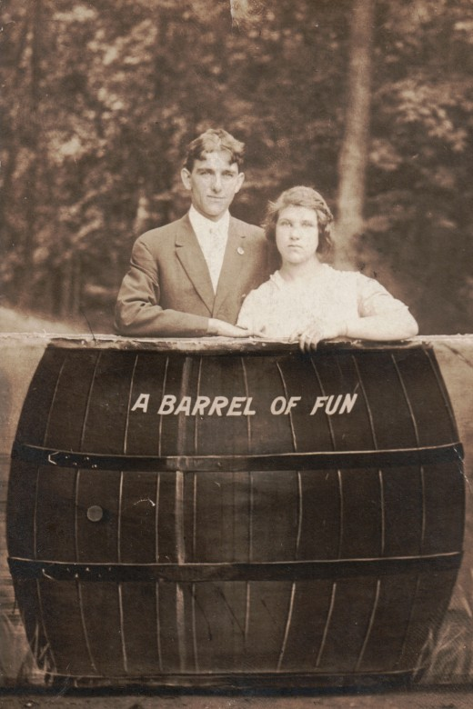 a barrel of fun a barrel of fun