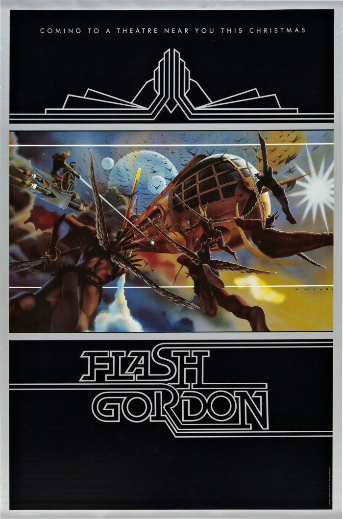 flash gordon movie poster 700x1059 flash gordon movie poster
