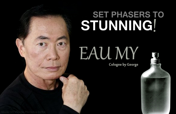 set phasers to stunning Eau My set phasers to stunning   Eau My
