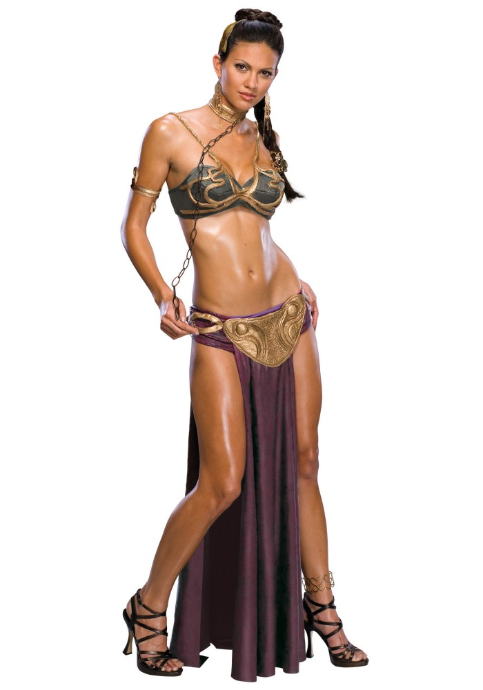slave princess leia costume 700x1000 slave princess leia costume star wars slave leia Sexy not exactly safe for work cosplay