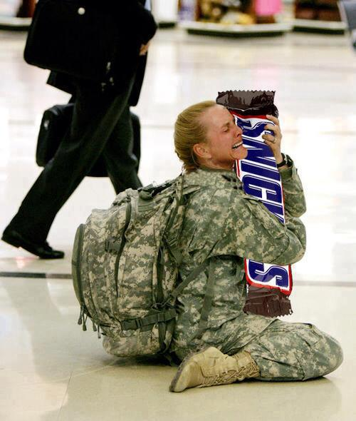 snicker solder snicker solder Military Humor Food ffood