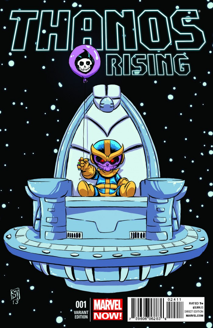 thanos rising 700x1076 thanos rising Comic Books