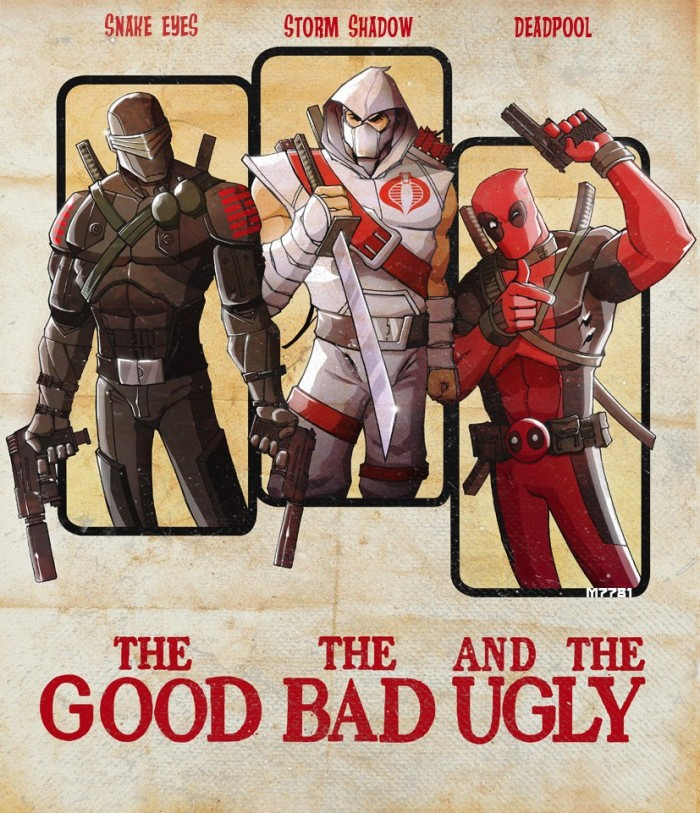 the good the bad the ugly 700x813 the good, the bad the ugly