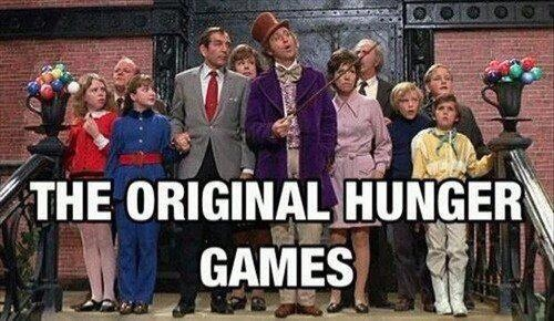 the original hunger games the original hunger games Humor forum foddder