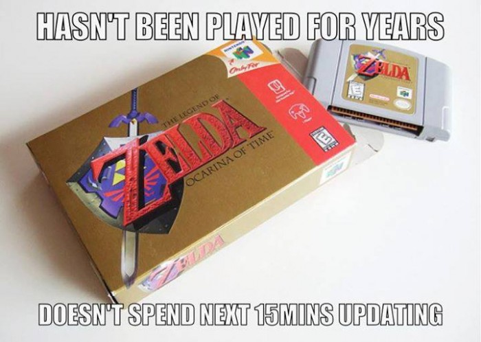 Hasn't played for years, doesn't spend next 15 minutes updating.jpg