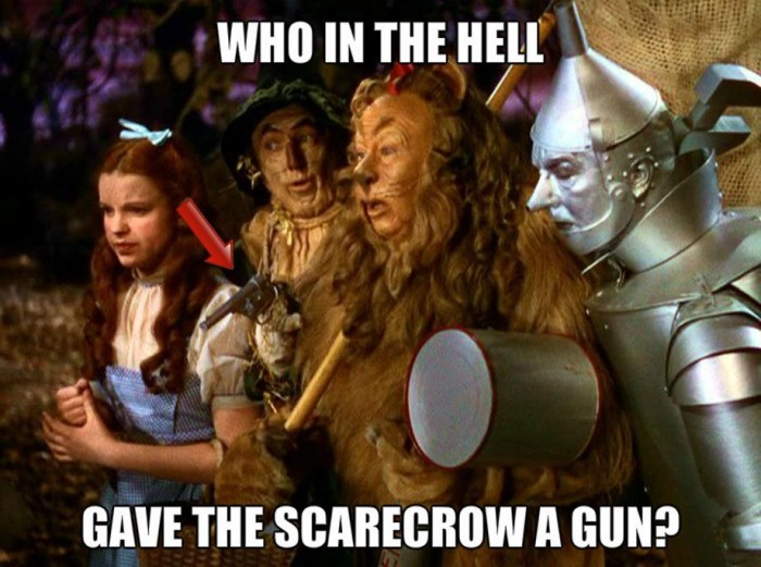 who in the hell gave the scarecrow a gun.jpg
