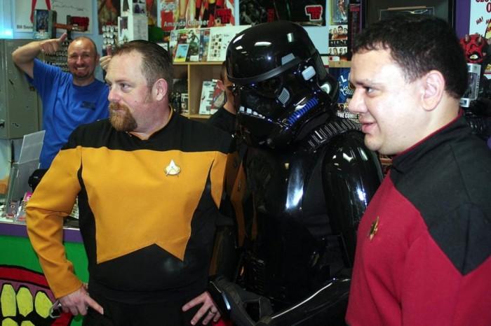 Trekkies with stealth stormtrooper.jpg