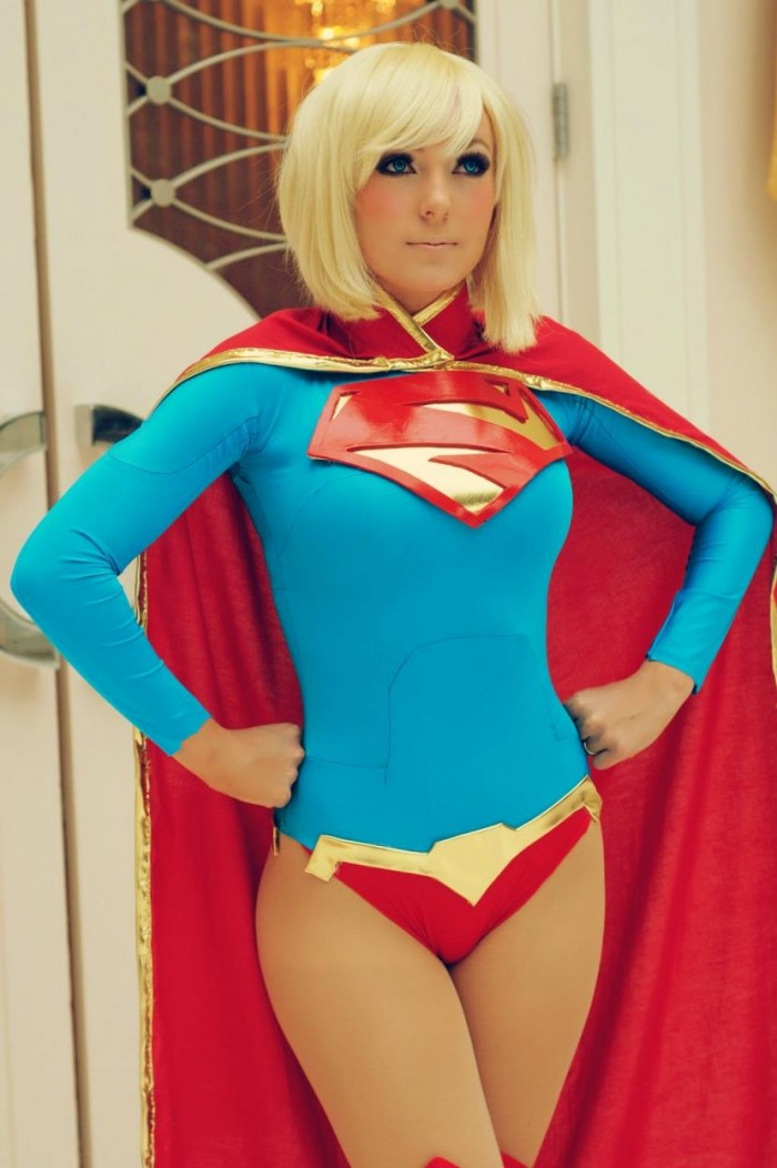 supergirl by jessica nigri.jpg