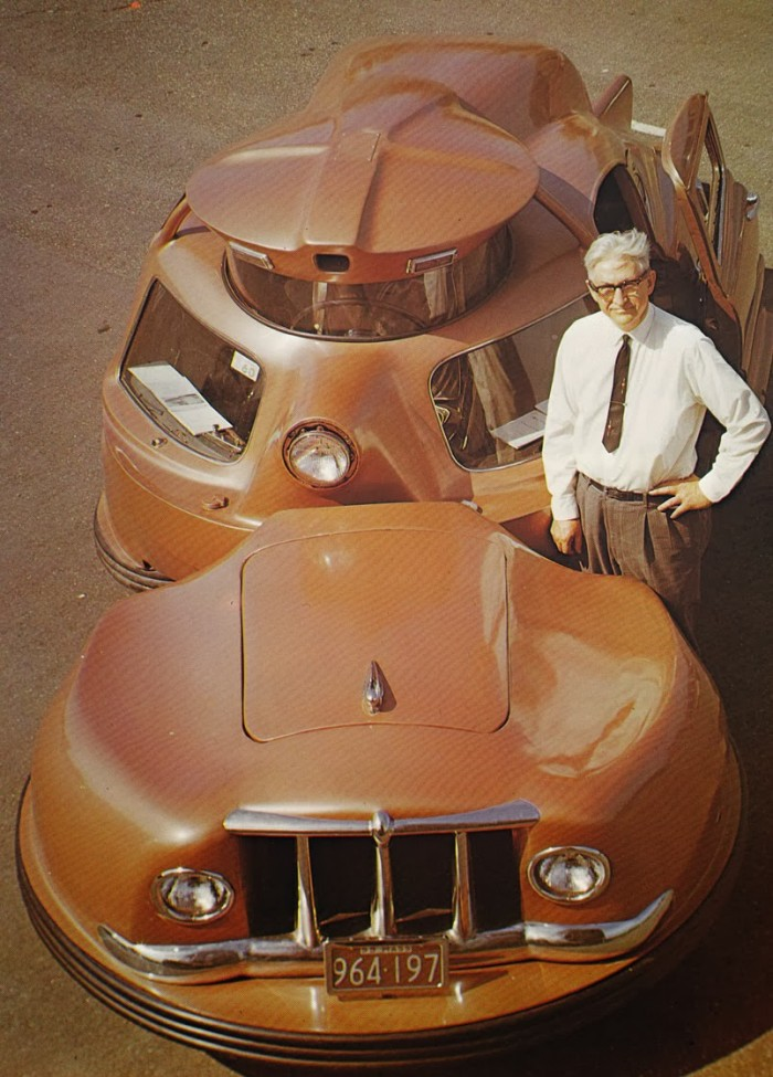 1958 W.C. Jerome's Safety Car, Sir Vival featured at the 1958 Worlds Fair.jpg