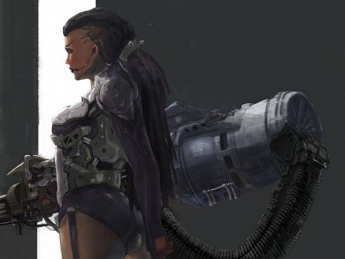 Girl with SciFi Gun.jpg