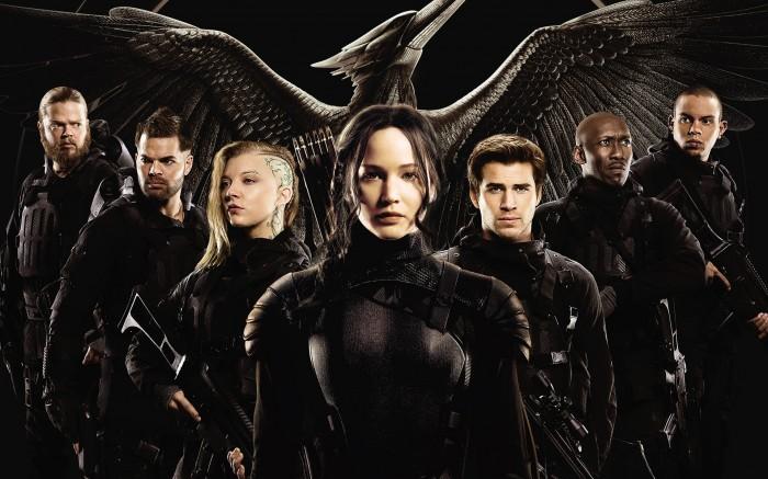 Hunger Games Badasses