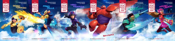 Big Hero Six Character Posters.jpg
