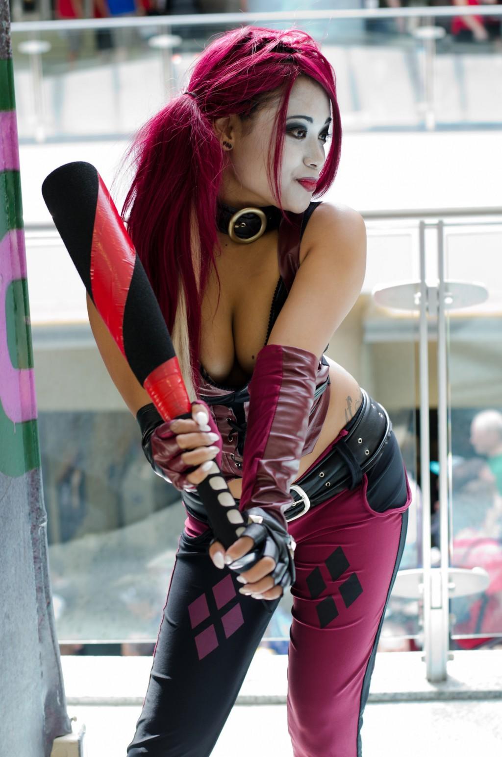 Harley Quinn Cosplay | MyConfinedSpace