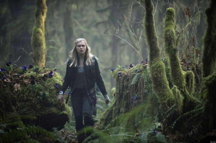 The 100 - Blonde in the woods.jpg